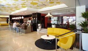 Clarion Congress Hotel Ceske Budejovice Lobby Bar 1