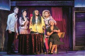 Sam Oda Frauen © Stage Entertainment