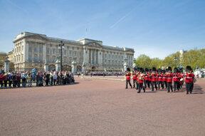 Buckingham Palace © Pawel LiberaLondon and Partners