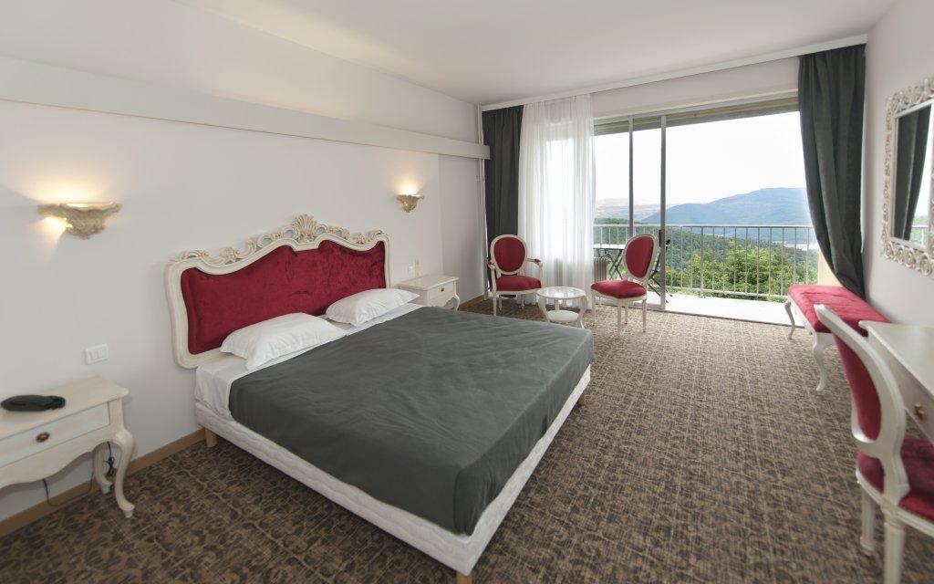 Trois-Epis L'Alexain Hôtel Restaurant & Wellness Zimmer Doppelzimmer