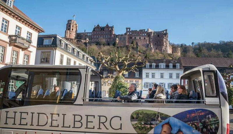 Cabrio Sightseeing Heidelberg 02