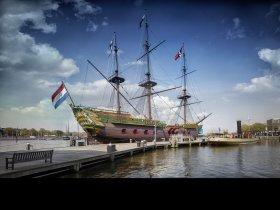Schifffahrtsmuseum VOC-Schiff Amsterdam -c Eddo Hartmann