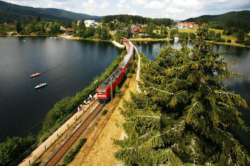 Schluchsee Zug