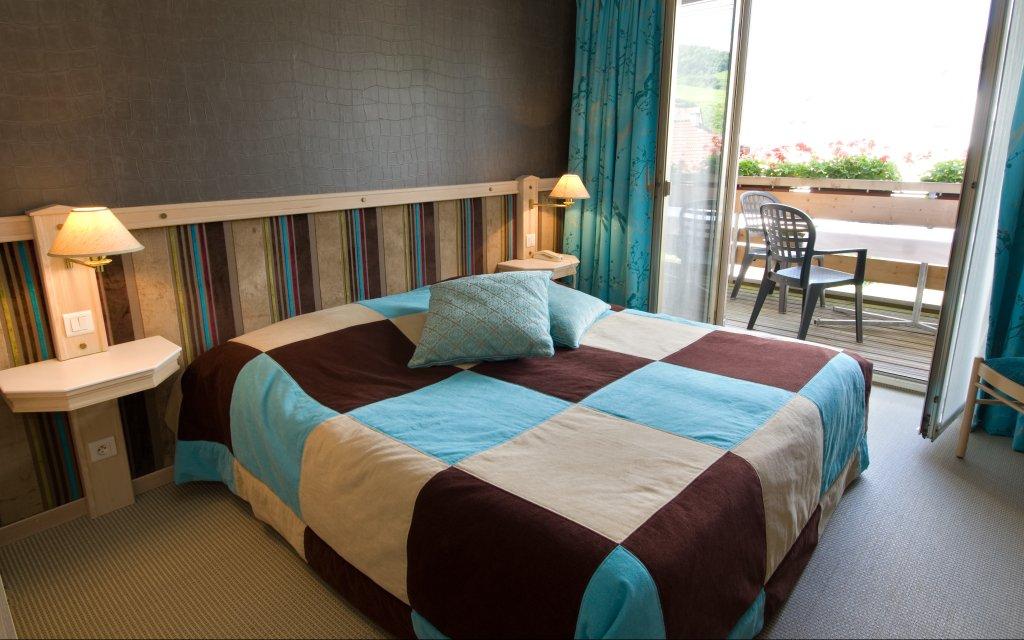 Kaysersberg Hôtel Les Remparts Zimmer Doppelzimmer