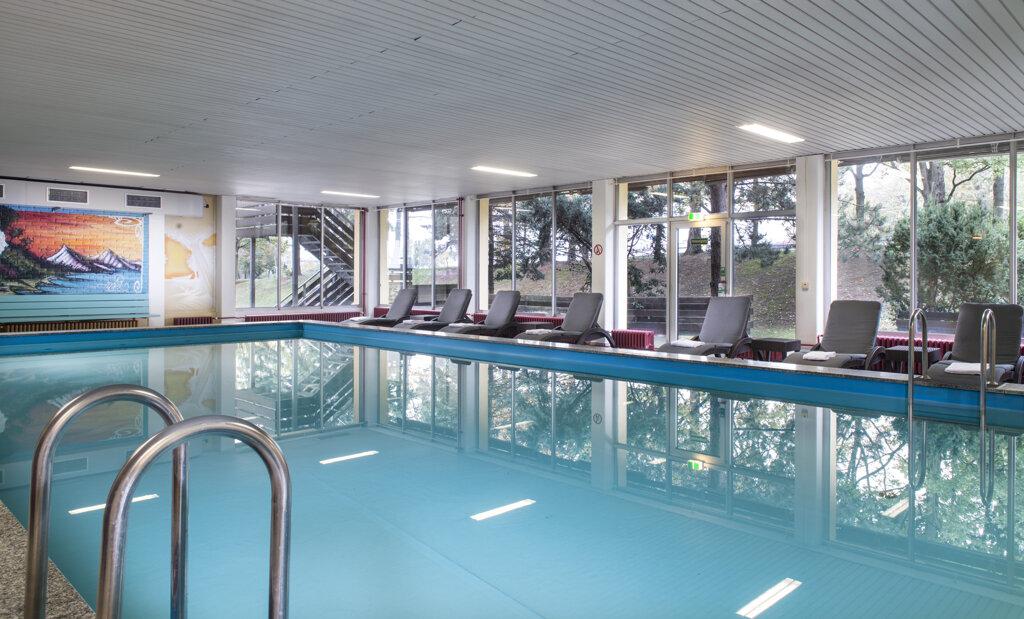 Wyndham Garden Kassel Pool