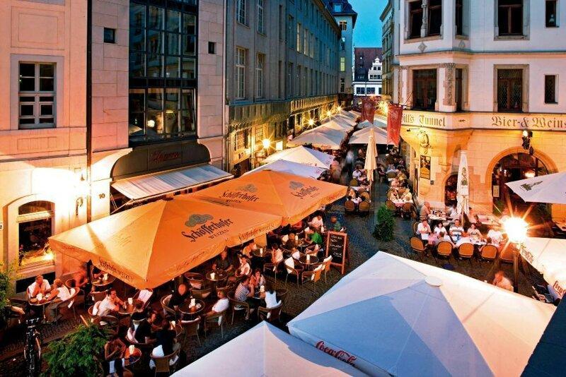 Leipzig Barfußgässchen