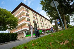 Kurhotel Panland außen 1 2013