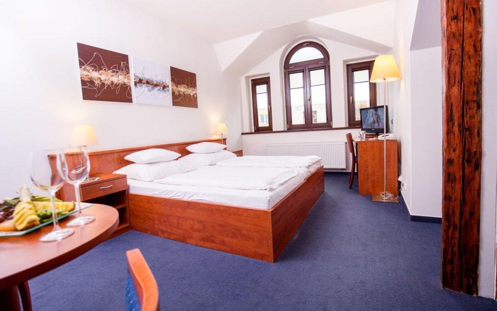 Hotel Lev Zimmer Doppelzimmer