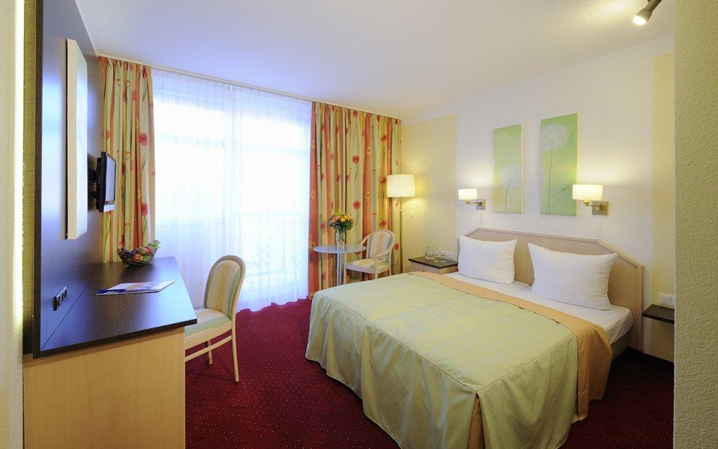 Johannesbad Hotel Phönix Zimmer Doppelzimmer