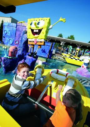 SpongeBob Splash Bash©Movie Park Germany