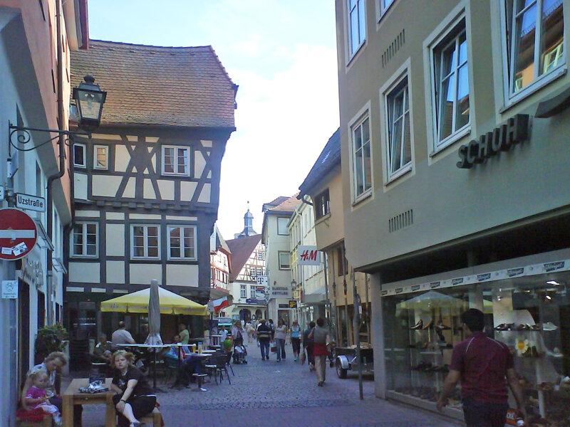 Ansbach Innenstadt