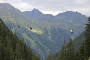 Bergbahn kein c Hotel Gipfelherz