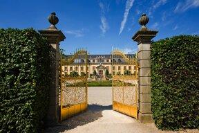 Herrenhäuser+Gärten+-+Goldenes+Tor c HMTG-Kirchner