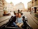 Prachtvolles Wien mit Fiaker und Kaffeehaus