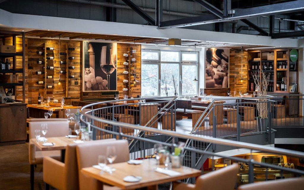 Anders Hotel Walsrode Restaurant
