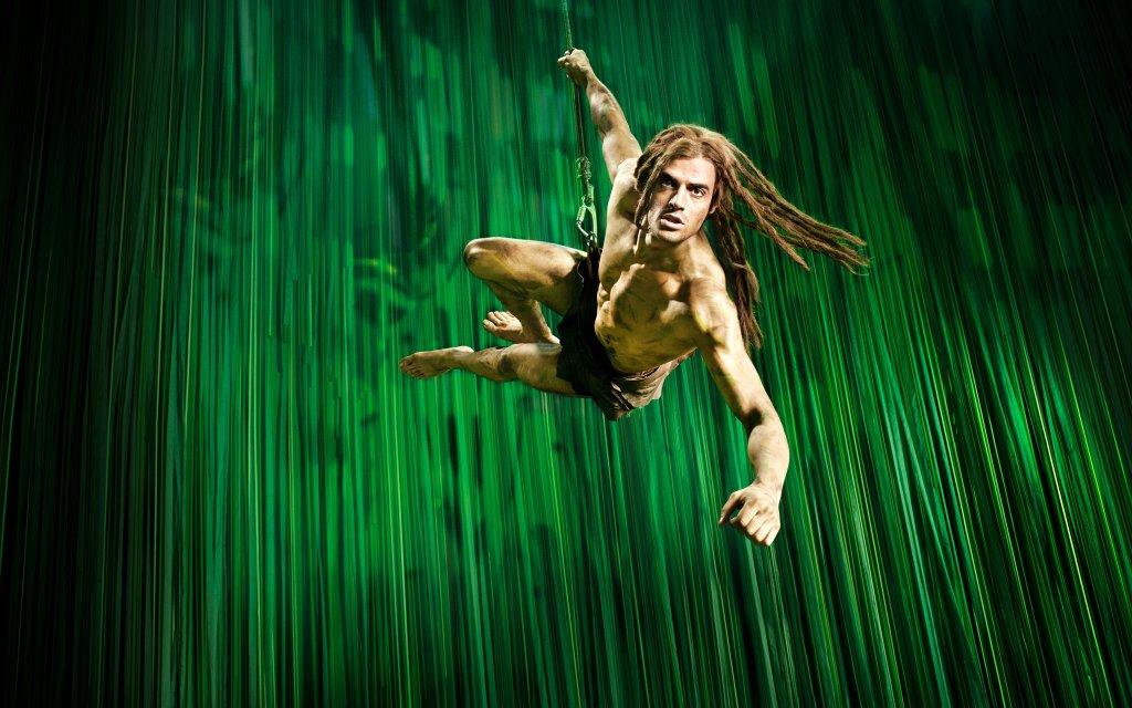 Tarzan im Musical