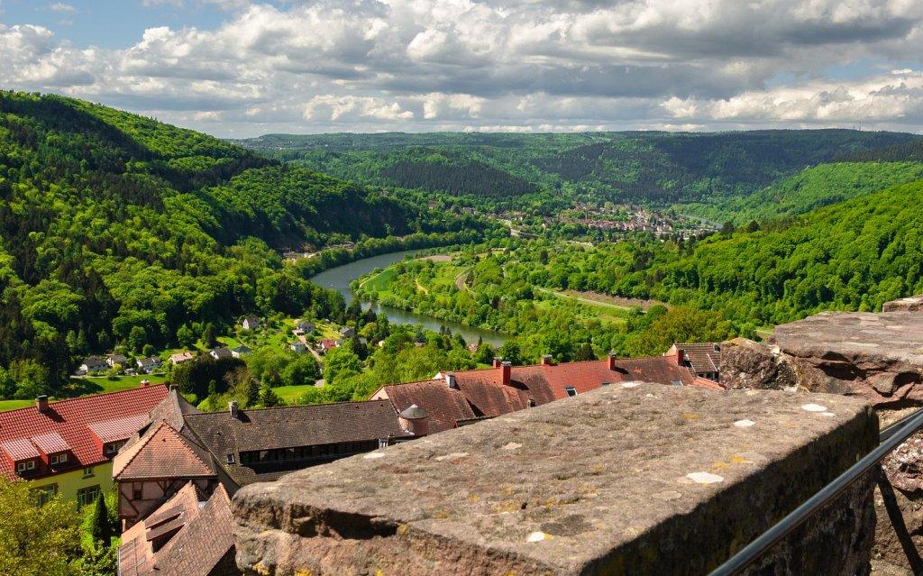 Neckar am Neckartal