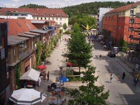 Französisches Viertel C Universitätsstadt Tübingen
