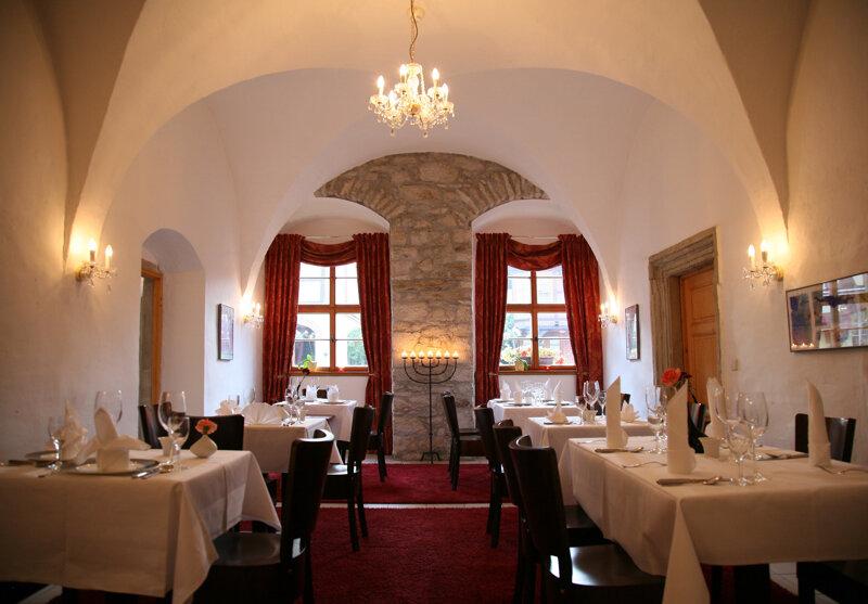 Restaurant Reinhardts im Schloss Auerstedt