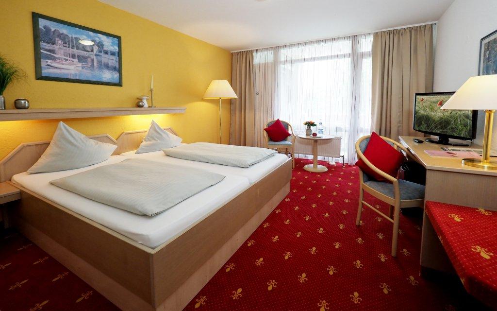 Bad Füssing Kurhotel Panland Zimmer Doppelzimmer