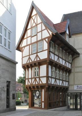 Hildesheim Umgestülpter Zuckerhut 2014 Foto Holger