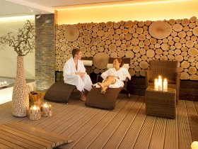HSW Club Spa Totale Pool Relaxecke