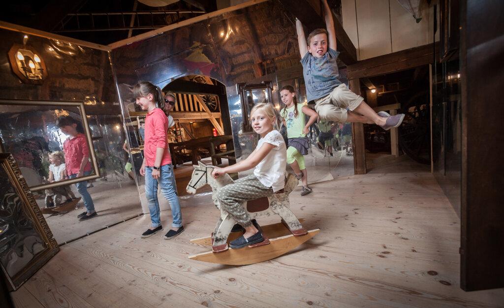 Dachboden-der-Kindheit©Schwarzwälder Freilichtmuseum Vogtsbauernhof