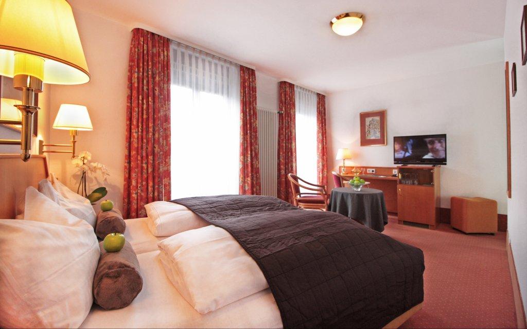 Konstanz Hotel Schiff am See Zimmer Doppelzimmer