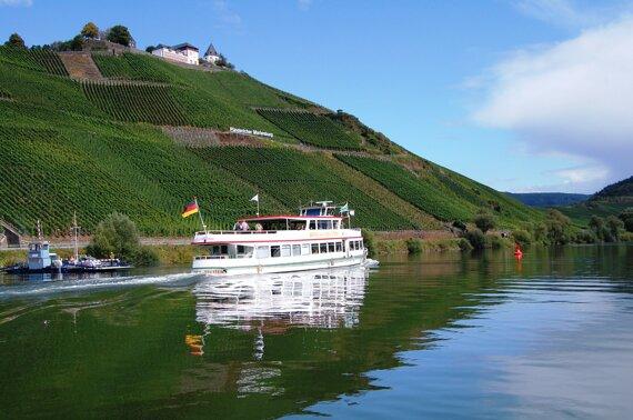 WeißeFlotte auf der Mosel  c Mosellandtouristik