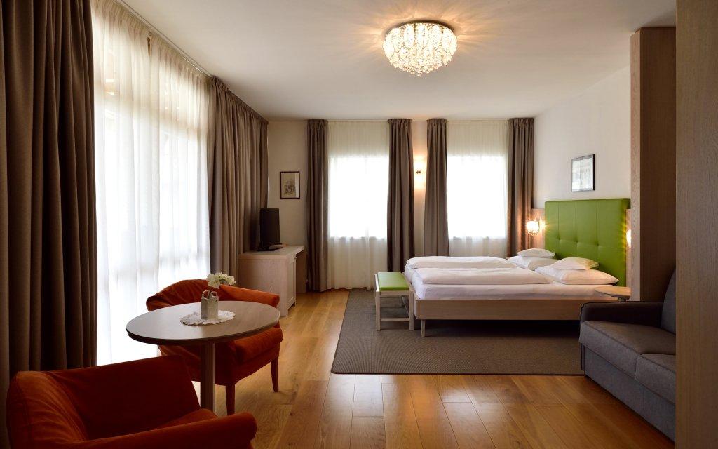 Kurtinig Hotel Teutschhaus Zimmer Doppelzimmer