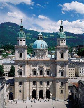 Dom in Salzburg - Salzburg Tourismus