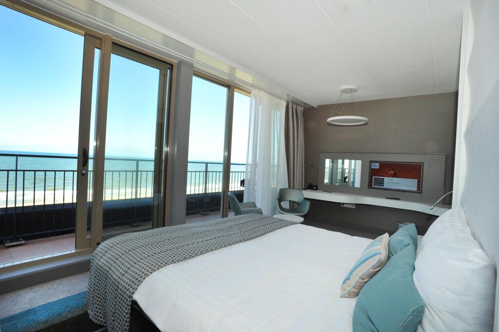 Egmond aan Zee Strandhotel Golfzang Zimmer Doppelzimmer