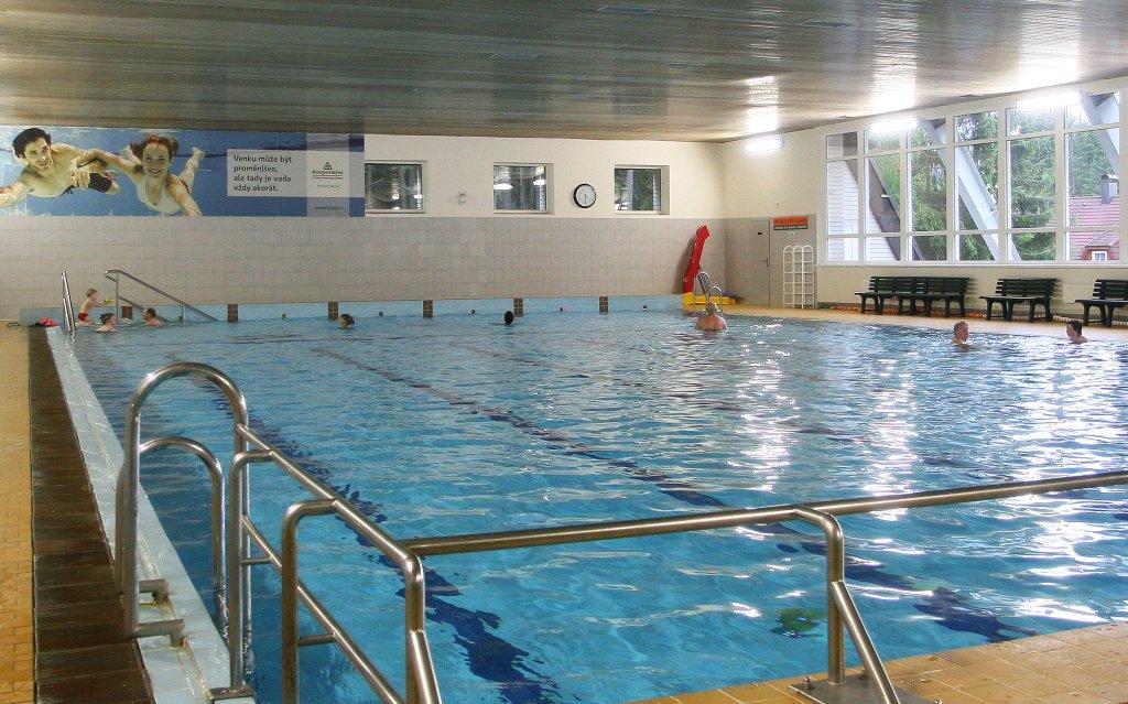 Srní Hotel Srni Hallenbad Pool