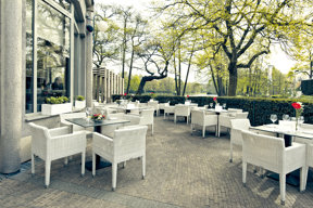 M Hotel Genk Terrasse 2
