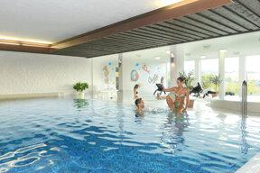 Schwimmbad-Gästehaus