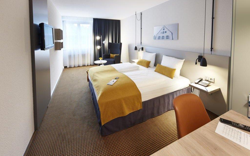 nestor Hotel Neckarsulm Zimmer Doppelzimmer