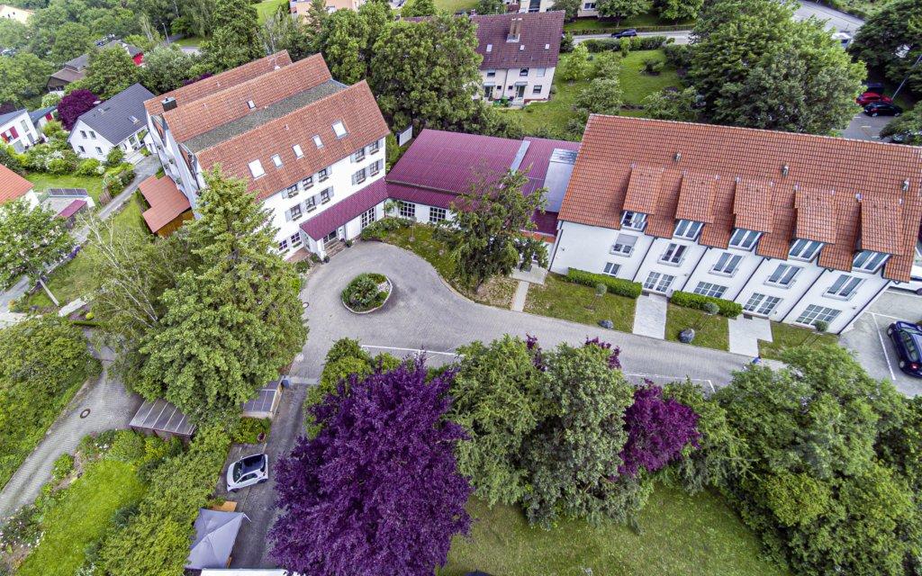 Bad Windsheim Hotel Späth am Kurpark aussen Außenansicht