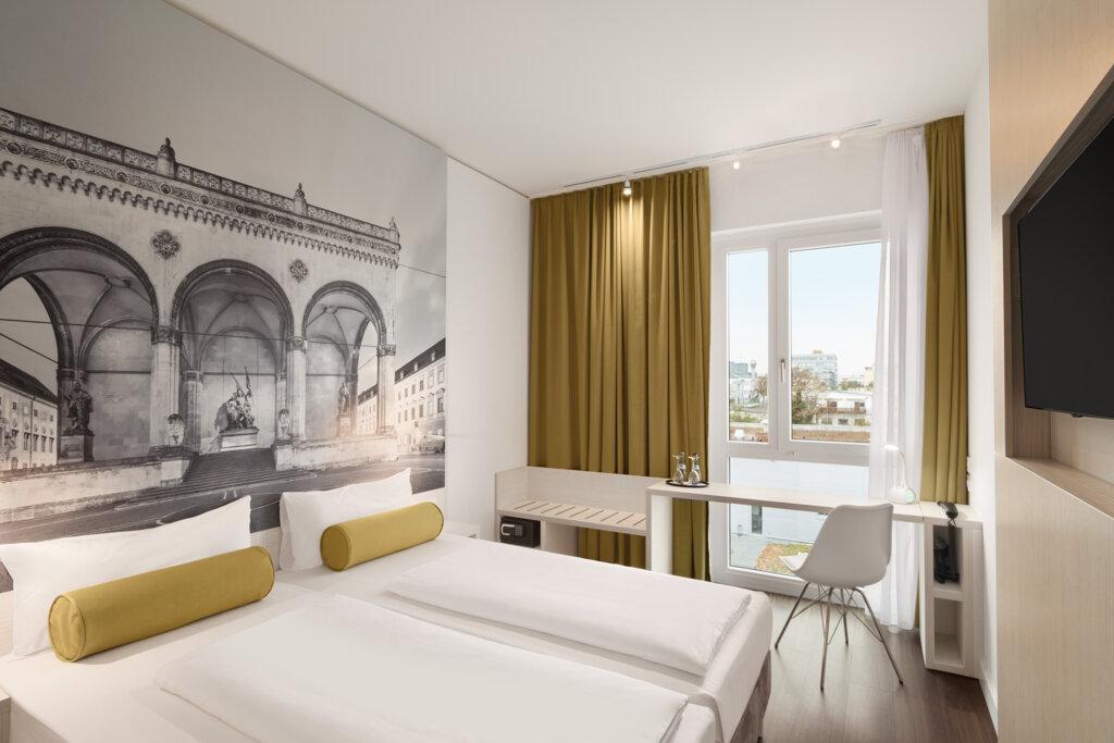 Dresden Hotel Super 8 Double Bed Doppelzimmer