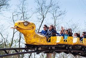 Le Serpent c @operaprince, Parc du Petit Prince (4)