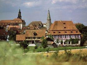 Stadtansicht c Bad Windsheim