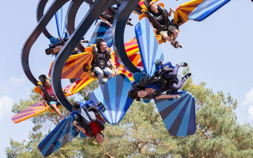 Sky Fly im Holiday Park Haßloch