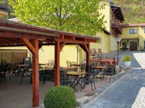 Hotel Decin-Terrasse