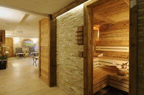 Saunabereich Hotel Ludwig Thoma