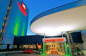 Außenaufnahme Leonardo Hotel Wolfsburg City Center