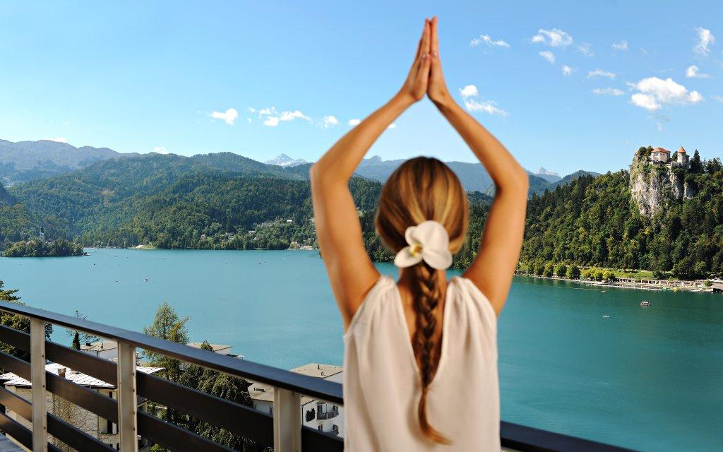 Rikli Balance Hotel Yoga See
