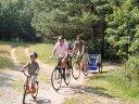 Radeln und Rudern im Land der 1000 Seen