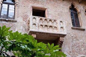 Casa di Giulietta, balcone