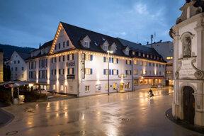 Hotel Messmer Außenaufnahme