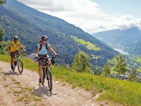 11 Biken Feld am See nockbike © Tine Steinthaler