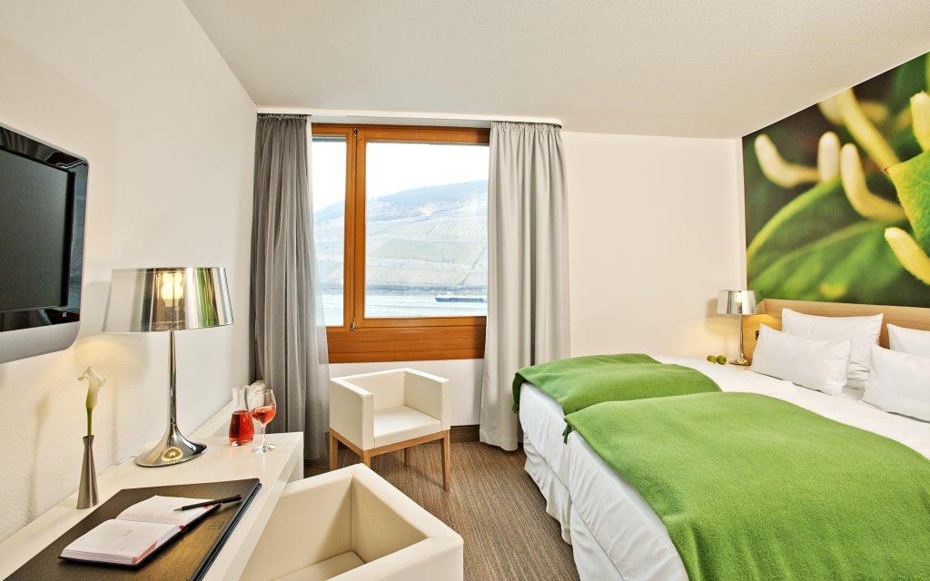 NH Hotel Bingen Doppelzimmer Zimmer
